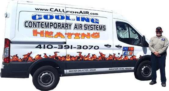 Allow our techs to repair your AC in Baltimore MD